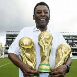 นักฟุตบอลระดับตำนานของประเทศบราซิล